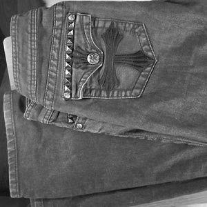Black Affliction jeans